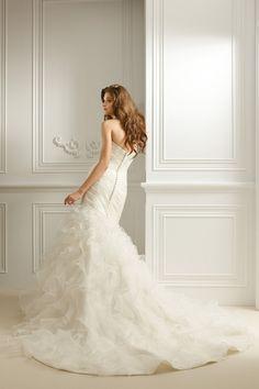 Jasmine Collection Hochzeitskleid F461 | evet ich will - das türkische Hochzeitsportal