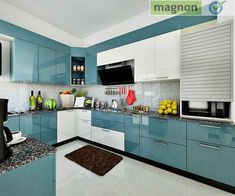 It should not look out of fashion and at the same time should look modern and should have user friendly design. To create warmth and encouraging atmosphere use as many colors as you want with carpets and contrast decorating elements to make this most interesting place more happening.Get your Kitchens designed to the most beautiful ones by Magnon India - Leading Modular Kitchen Dealers in Bangalore....