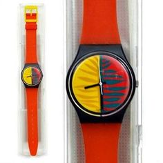 Waipitu GB113 Swatch Watch (1987)
