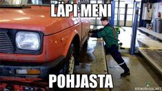Läpi meni.. Learn Finnish, Sarcasm, Haha, Have Fun, Jokes, Website, Learning, Chistes, Funny Jokes
