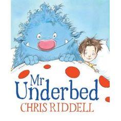 Mr Underbed - Chris Riddell