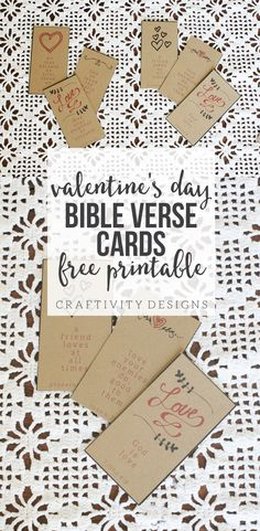 Valentine's Day Bible Verse Cards, Free Printable, Lunch Box Notes, Valentine's Card, by Valentines Bible Verse, Diy Valentines Cards, Valentines Day Activities, Valentines For Kids, Valentine Day Crafts, Valentine Ideas, Valentine Party, Holiday Crafts, Holiday Ideas
