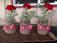 Country Picnic Bridal Shower decor