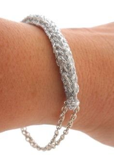 French Knitter bracelet