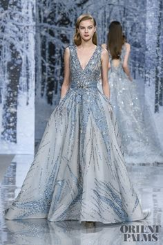 Ziad Nakad – 48 photos - the complete collection Haute Couture Gowns, Couture Dresses, Couture Fashion, Fashion Show, Fashion Outfits, Fashion Clothes, Pretty Prom Dresses, Beautiful Dresses, Debut Gowns