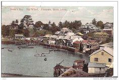 wharf ~ Sierra Leone