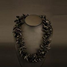 Saturday Doll Shoe Necklace©  by Sara Gallo