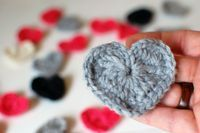 hearty, heartish, hearts - wise craft handmade