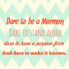 I know my church is true. I'm a Mormon. I know it, I live it, I love it. Mormon Messages, Mormon Quotes, Lds Mormon, Lds Quotes, Church Quotes, Lds Church, Daughter Of God, Latter Day Saints, Knowing God