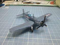 Vought F4U-1a