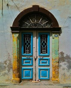 Turkish Colors by Daniel Fay, via Flickr