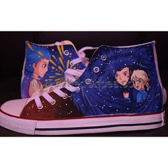 New Products : Hand Painted Canvas Shoes, Custom Canvas Sneakers Shoes, Painted Shoes Oline! Painted Canvas Shoes, Hand Painted Shoes, Design Your Own Shoes, Types Of Painting, Custom Canvas, Canvas Sneakers, Paint Cans, Converse High, On Shoes