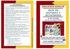 Guía de lecturas sobre libros y bibliotecas