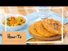 How To: Cloud Bread - YouTube Cloud Bread, Cantaloupe, Hamburger, Clouds, Fruit, Food, Youtube, Flat Bread, Gluten Free