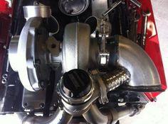 Irate Diesel Performance 7 3l Power Stroke Waste Gate T4 Turbo Mount Diesel Performance Powerstroke Diesel