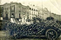 Batalla de las Flores o Coso Blanco? 1926