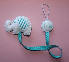 cocodrilova: chupetero elefante #chupetero #elefante #bebe