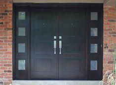 Double Front Door Locksets