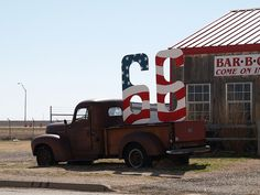 Adrian Texas Route 66 Route66 2008 P3105221 by mrchriscornwell, via Flickr
