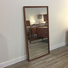 More awesome items added to our store Large Mid Century.... You can check it out here:  http://vintagehomeboutique.ca/products/large-mid-century-solid-walnut-floor-mirror?utm_campaign=social_autopilot&utm_source=pin&utm_medium=pin