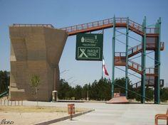 Parque Extremo. Ciudad Juarez.