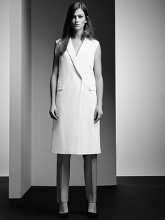 Judith And Charles Spring  Alexander Vest Liam B Pant White