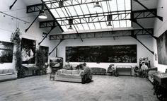 Claude Monet - The paintings for sale where displayed in the second studio whereas he kept the ones he cherished too much to sell them in the first studio
