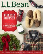 Possible FREE $10 L.L. Bean Coupon on http://www.icravefreebies.com/