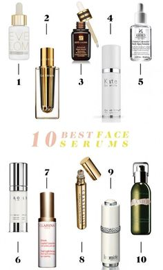 Praised for their ability to smooth fine lines, build collagen and restore skin elasticity, face serums are the latest rage in the skincare industry. Far more potent than creams and lotions, serums are said to penetrate…