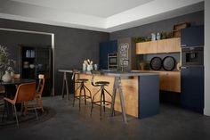 41 beste afbeeldingen van industriële keukens