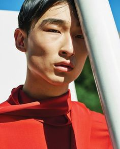 Sang Woo Kim for GQ Korea