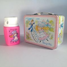 1974 Metal Lunchbox with Thermos - Polly Pal vintage lunch box grade School Memories, Childhood Memories, 1970s Toys, Vintage Lunch Boxes, Vintage 70s, Nostalgia, Coin Purse, Metal, Day