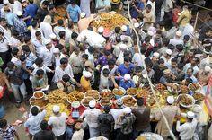 #Iftaar in the month of #Ramadan , #Dhaka