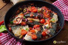 Haraymi - Ψάρι στο τηγάνι με λεμόνι, ντομάτα και μπαχαρικά από τη Λιβύη - gourmed.gr