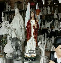 Anjo 85 cm  ArtCunha Imagens e Decorações Est. Bandeirantes, 829, Taquara, Rio de Janeiro, RJ Tel: (21) 2445-1929 / 98558-3595  #anjo #anjos #anjolindo #anjomeu #anjodaguarda #anjodaminhavida #altar #angel #angel #artesanato #gesso #escultura #decorações #decoracoes #achadosdasemana #riodejaneiro #vejario #rio #errejota #jornaloglobo #boatarde #boanoite #madeinrio #madeinbrazil #feitonobrasil #igreja