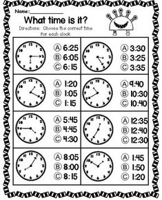 Grade Math Worksheets**Addition Facts**Fill in the puzzle**TimeThis is from my Math Printables PacketMath Print and Go Common Core PrintablesYou might also like:LITERACY PRINTABLESI would really appreciate your feedback:). First Grade Math Worksheets, Money Worksheets, Printable Math Worksheets, School Worksheets, 2nd Grade Math, Second Grade, Math Sheets, Math For Kids, History Education