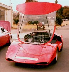 Abarth 2000 (Pininfarina) - 1969