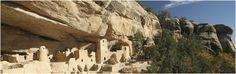 History of Mesa Verde National Park, Colorado