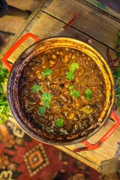 How to cook the ultimate chilli con carne