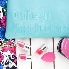PINK nail polish!