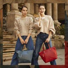 Carpisa női kézitáska, FENICE V3 - Női Kézi táskák Chic, Style, Fashion, Shabby Chic, Swag, Moda, Fashion Styles, Fasion, Elegant