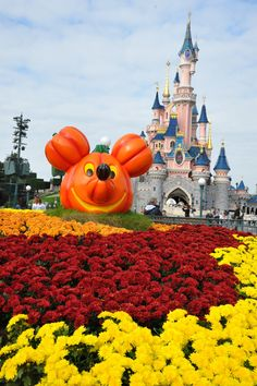 Halloween Parc Disneyland Paris