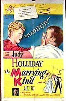 The Marrying Kind (1952).  Directed by George Cukor, starring Judy Holliday and  Aldo Ray
