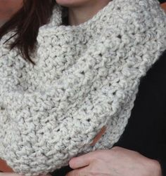 Handmade and cozy, these cowl scarfs from Lil Fox Shoppe are exactly what you need on a crisp fall day.