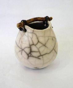 Anne  Morrison - Little Round Bellied Pot. 2013