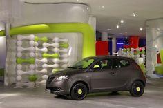 Release Lancia Ypsilon Elefantino '14 Review Side View Model