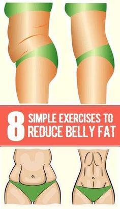 Fancy | 8 Simple Exercises To Reduce Belly Fat