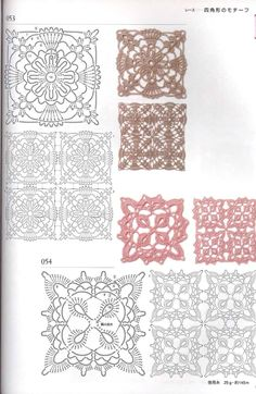 Ms.crochet: Irish Motif-New direction