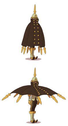 Raviv by AfuChan on DeviantArt Fantasy Character Design, Character Design Inspiration, Character Concept, Character Art, Concept Art, Character Illustration, Illustration Art, Steampunk Accessoires, Fantasy Inspiration