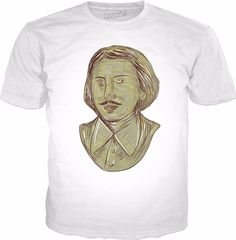 Check out my new product https://www.rageon.com/products/christopher-marlowe-bust-drawing on RageOn!